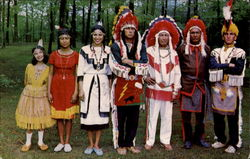 Eastern Band Of The Creek Indian Nation