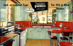 Only Genuine Beauty Bonded Formica Counter Tops