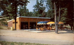 Coffee Shop & Refreshment Stand