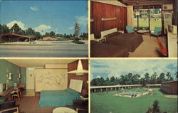 Howard Johnson's Motor Lodge And Restaurant, U.S. 1 South, Near Entrance Rt. 95 3007 Kings Avenue Postcard
