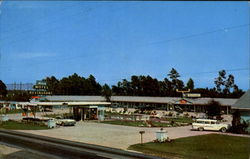 Marian Motel & Restaurant, U.S. Highway 17, 4 miles south Postcard