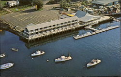 Brown Bros. Wharf Motel And Restaurant