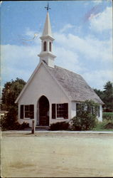 Fishtown Chapel, Mystic Seaport