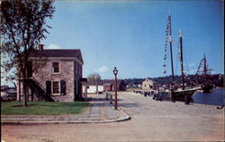 The Seaport Street, Mystic Seaport