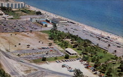 Lake Worth Beach Postcard