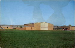 Pleasant Valley Junior-Senior High School Postcard