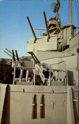 40Mm Gun And Shells
