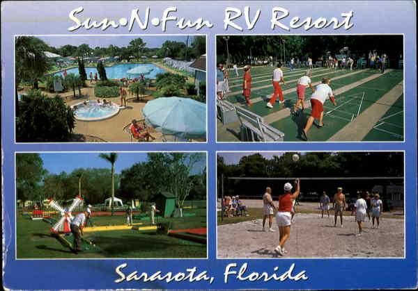 Sun N Fun Rv Resort 7125 Fruitville Road Sarasota Fl