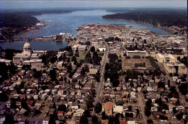 Olympia Washington