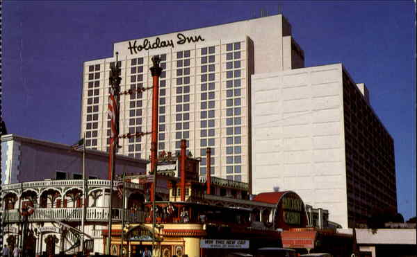 Holiday Inn & Casino Las Vegas Nevada