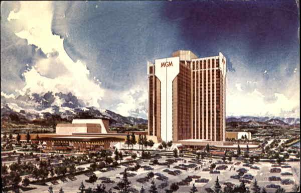 Mgm Grand Hotel Reno Nv
