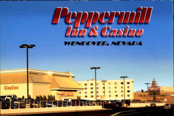 Peppermill casino wendover