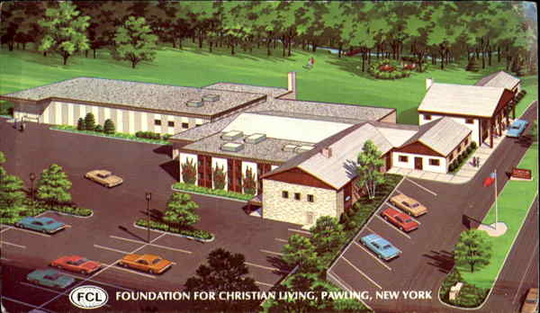 Foundation For Christian Living Pawling New York