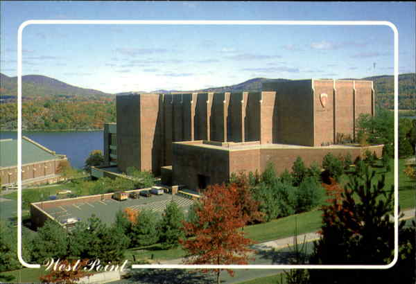 Eisenhower Hall U.S.M.A West Point New York