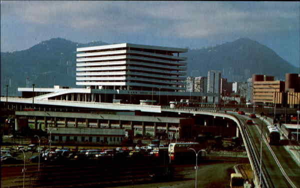 Kowloon ? Canton Railway Terminal With The Grand View Hong Kong