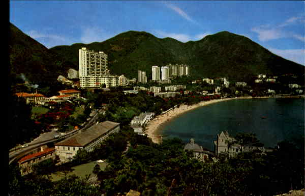 Beautiful Scenery Of Repulse Bay Hong Kong China