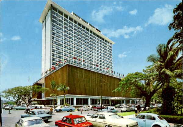 Manila Hilton Philippines Southeast Asia