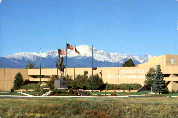 Prorodeo Hall Of Fame & American Cowboy Museum, 101 Pro Rodeo Drive Colorado Springs
