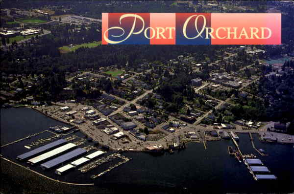 Port Orchard Bremerton Washington