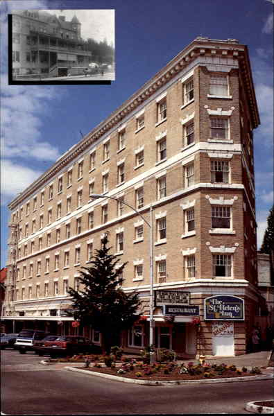 The St Helens Hotel