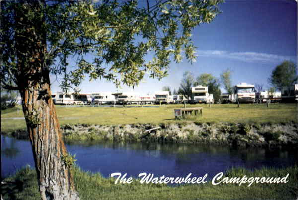 The Waterwheel Campground, 200 Williamson River Dr. Hwy 97 ...