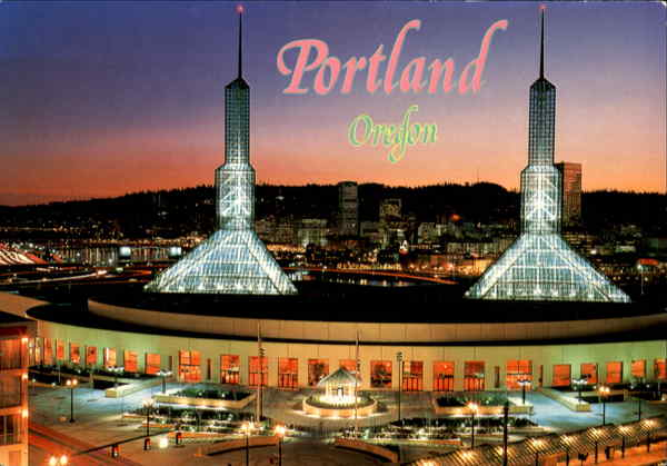 Convention Center Portland Oregon