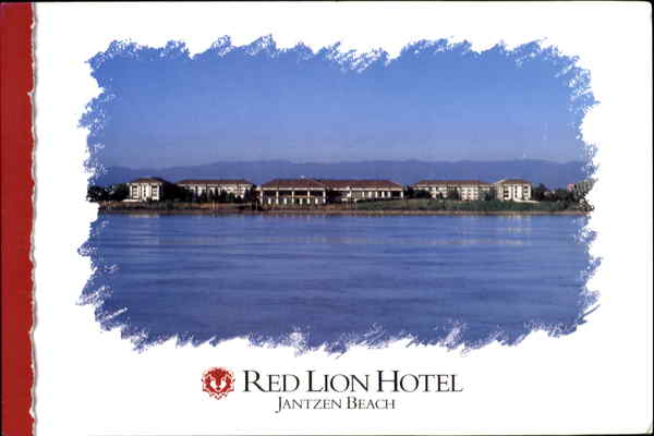 Red Lion Hotel Jantzen Beach, 909 North Hayden Island Drive Portland Oregon