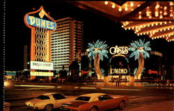 Dunes Hotel And Oasis Casino