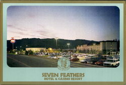 Seven Feathers Hotel & Casino Resort, I-5 Exit 99