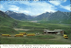 Eielson Visitors Center, Mt. McKinley National Park