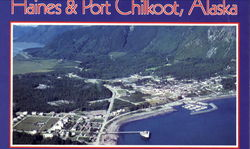 Haines & Port Chilkoot Postcard