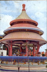 The Heaven Pagoda In Bhoman Khunaram Temple, 323 Sathupradit Rd., Yannawa