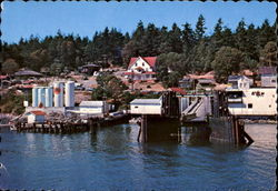 Orcas Village And Ferry Landing