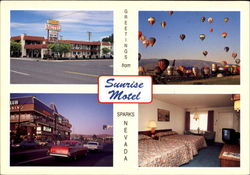 Greetings From Sunrise Motel, 210 Victorian Ave