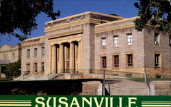 Susanville Courthouse