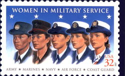 Women In Military Service