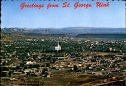 Greetings From St. George