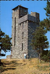 Lookout Tower, Mt. Constitution