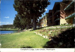 Campbell's Lodge, Lake Chelan