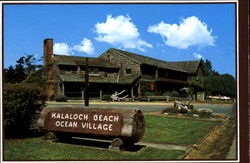 Kalaloch Lodge, H.C. 80, Box 1100