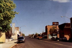 Downtown Burns, Near Mount Rushmore