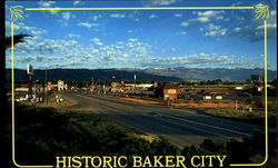Historic Baker City