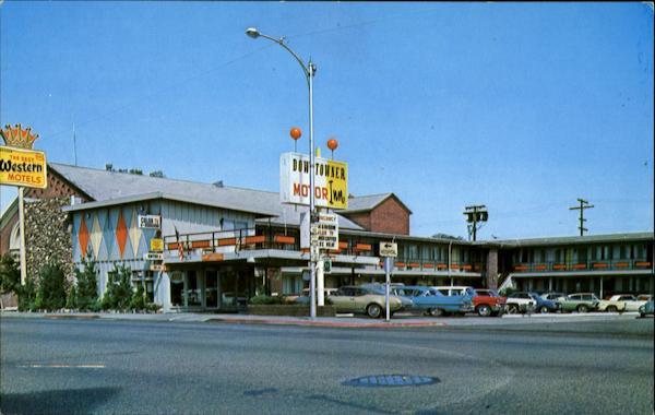 Downtowner Motor Inn 801 N Carson St Carson City Nv