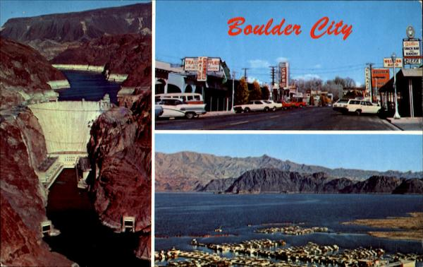 Boulder City ? Hoover Dam Nevada
