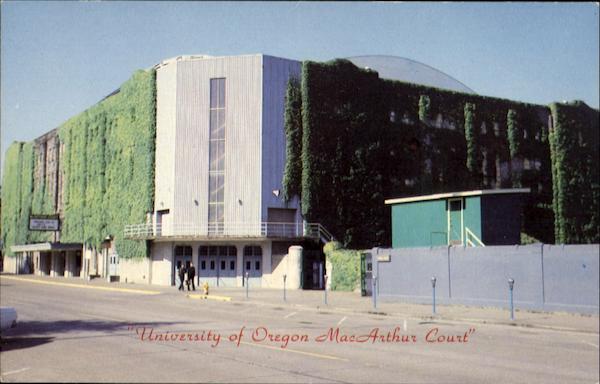 Macarthur Court Eugene