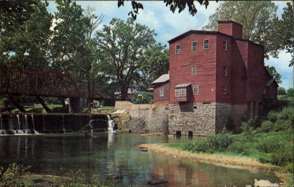 Old Appleton Watermill St Louis Mo