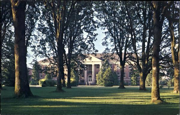 Linfield College Mcminnville Or