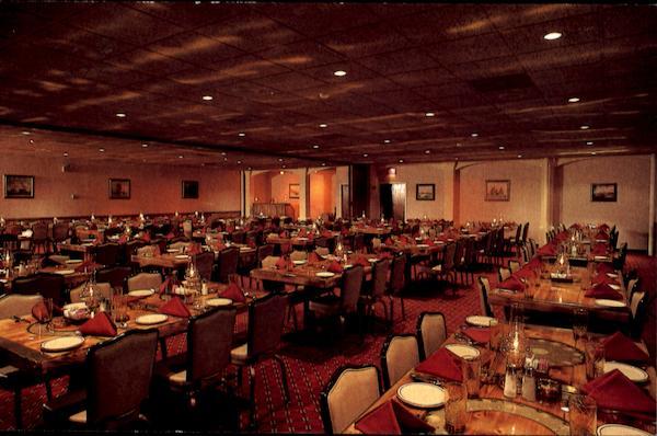 Captain George S Restaurant In Williamsburg Va