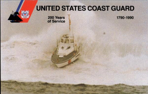 United states coast guard military for National motor lifeboat school