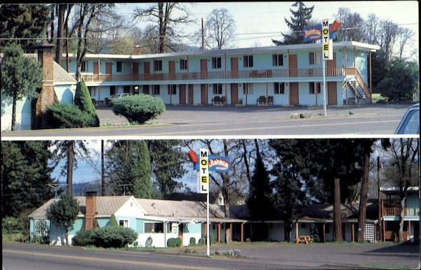 Rainbow Motel 1030 Pacific Highway North Cottage Grove Or